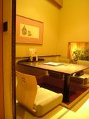 接待や、お祝いの席にも◎少人数でもご利用頂ける個室をご用意致しております。