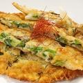 料理メニュー写真アプロ特製チヂミ(海鮮&チーズ)