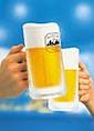 当店のビールは大人気【アサヒビール】キレ・のどごし・爽快感に優れた 何杯でも飲みたくなる生ビール!キレやのどごしを重視したビールになっており、香りはやや弱いものの、それに勝る爽快感と硬質な酸味がファンを離さない、魅惑のビールです。