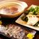 たっぷり水菜の貝鍋