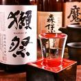 獺祭 純米大吟醸 磨き四割五分(山口) 味のハーモニーが感じられる香味タイプの辛口酒。