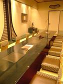 会社宴会などにも◎最大22名様までご利用いただける、掘りごたつ個室もございます。