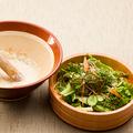 料理メニュー写真[宮崎]冷や汁サラダ