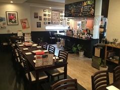 ピザ食堂 バリビバ Varie Vivaci 久留米店の雰囲気1