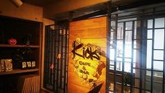 Kicks Cafe&Barの写真