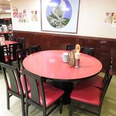 台湾料理 味仙 矢場店の雰囲気2