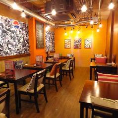 korean kitchen nestal ネスタル 住吉店の雰囲気1