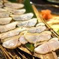 た藁やのおすすめ!『うつぼの藁焼き』は当店にお越しの際に必ず召し上がって頂きたい一品です。