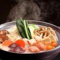 料理メニュー写真水炊き(2名分)鍋