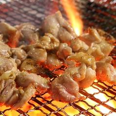 料理メニュー写真大山鶏の炙り焼き