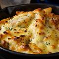 料理メニュー写真ポテト&チーズのオーブン焼き