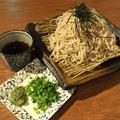 料理メニュー写真長野直送 〆の信州そば(並盛/大盛)