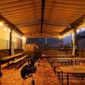 THE BBQ TERRACE 屋上ビアガーデン 岐阜駅前店の雰囲気3