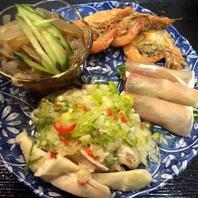 本格上海料理をお楽しみください