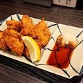 料理メニュー写真国産若鶏唐揚げ