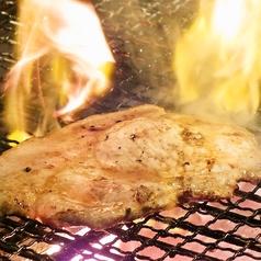 料理メニュー写真厚木の農場からおすすめ品 えどや豚の炙り焼き