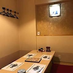 落ち着く座敷個室 換気扇完備