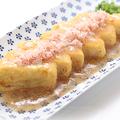 料理メニュー写真北海道産鶏卵の出し巻き玉子 たっぷりの蟹あんをかけて
