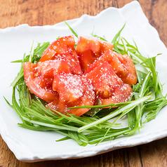 塩だれトマト