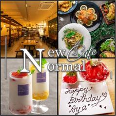 New Normal Cafe ニューノーマルカフェの写真