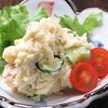 料理メニュー写真女将のポテトサラダ