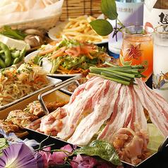 料理メニュー写真◆厳選食材『肉食系』グラマラス-鉄板焼き◆