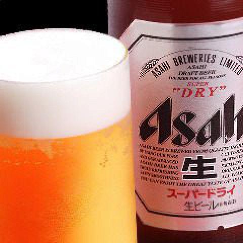 和食と相性抜群の日本酒・焼酎や女子会人気◎のカクテル・果実酒など、全40種類飲み放題は『アサヒスーパードライ付き』!充実した品揃えですよ♪お仕事帰りや仲間内での飲み会などに大変お得な飲み放題となっております♪ご宴会は17時までのスタートで飲み放題が無料に!詳しくは当店までお問い合わせください。