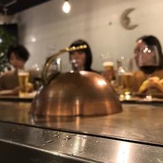 鉄板焼居酒屋 UPPERYARD アッパーヤードの雰囲気2
