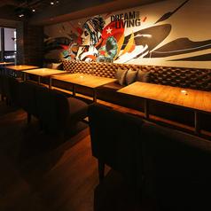 瓦 ダイニング kawara CAFE&DINING 新宿靖国通り店の写真