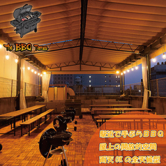 THE BBQ TERRACE 屋上ビアガーデン 岐阜駅前店の雰囲気1