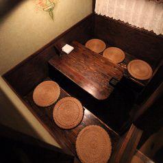 2~4名様用個室ブース席