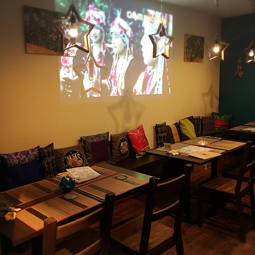 神戸アジアン食堂バル SALAの雰囲気1