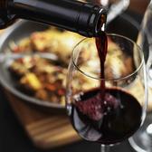話題性も抜群の【肉専用ドリンク】をご用意!!肉料理と楽しみたいワインも豊富に取り揃えております◎