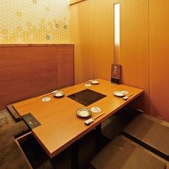 GOCHISO-DINING 雅じゃぽ 名古屋名駅店の雰囲気1