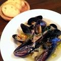 料理メニュー写真定番!ムール貝の白ワイン蒸し