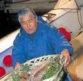 漁師さん、市場のみなさん、活魚配送のみなさんの熱い想いを料理にします。福岡長浜市場、呼子、鐘崎、平戸、佐世保、天草などから魚を仕入ています。魚に携わる皆さんの支えで料理が出来る感謝の気持ちを込めて【一品入魂】の気持ちで提供いたします。