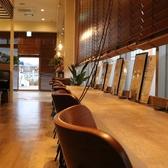 SEED CAFE シードカフェの雰囲気2