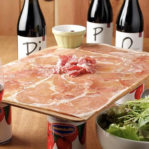 ワインの酒場。 Di PUNTO ディプント 宇都宮駅前店