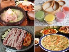 韓国家庭料理 ちんぐ の写真