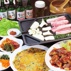 KOREAN TABLE MOONの写真