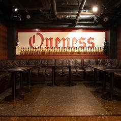 Bar Onenessの雰囲気1