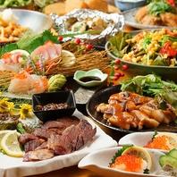 蟹だけではなく逸品料理もたっぷりお楽しみ頂けます♪