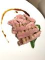 料理メニュー写真和豚肩ロースの溶岩焼き
