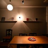 3Fテーブル席は、お客様のご利用人数に合わせて調節可能です。