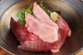 とにかくお客様に鮮魚をたらふく食べていただきたい☆ランチ・ディナーご予約可能です☆
