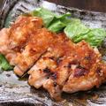 料理メニュー写真カリカリ鶏の香味ソース