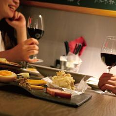 ワイン酒場 ガブリシャス GabuLicious 横浜西口鶴屋町店の雰囲気1