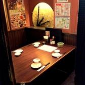 4名様のBOXテーブル席★