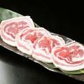 料理メニュー写真上豚バラ