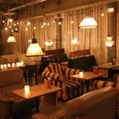 居心地のいいソファー席。合コンや女子会、誕生日会など様々なシーンにご利用いただけます!